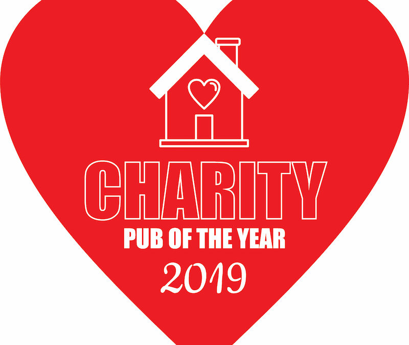 Charity Pub of The Year Finalist